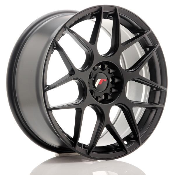 JR Wheels JR18 19x9,5 ET35 5x112/114 Matt Black