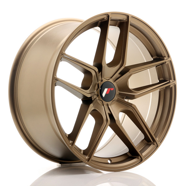 JR Wheels JR25 19x9,5 ET20-40 5H BLANK Bronze