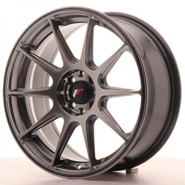 JR Wheels JR11 17x7,25 ET25 4x100/108 Hyper Black