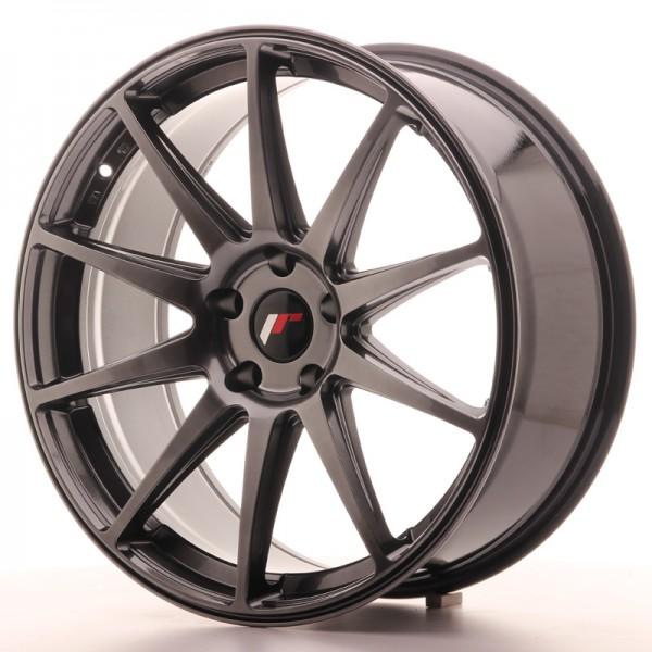 JR Wheels JR11 20x8,5 ET20 5x120 Hyper Black