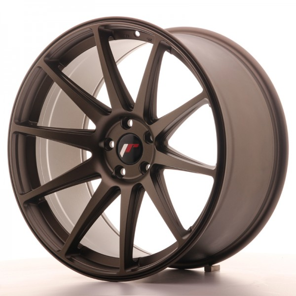JR Wheels JR11 20x10 ET40 5x112 Matt Bronze