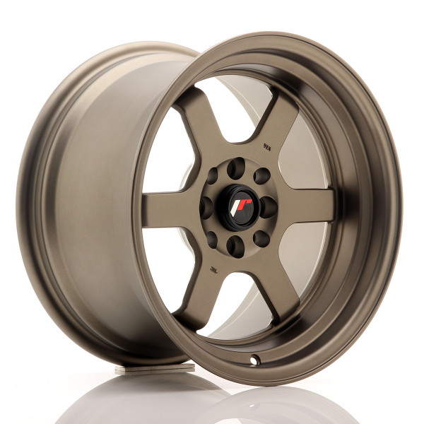 JR Wheels JR12 16x9 ET10 4x100/114 Matt Bronze