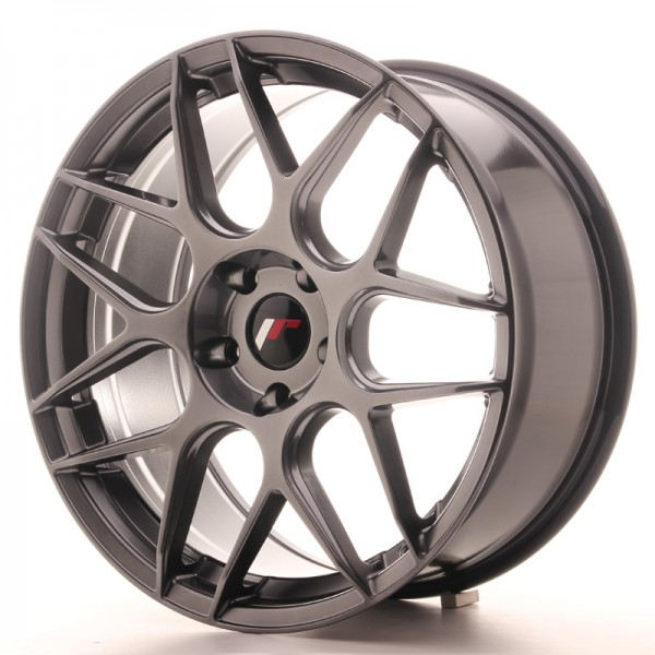 JR Wheels JR18 19x8,5 ET25 5x120 Hyper Black