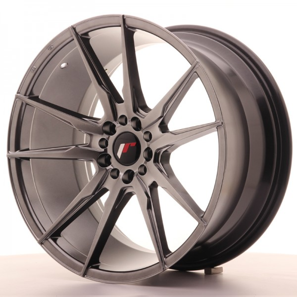 JR Wheels JR21 19x9,5 ET35 5x100/120 Hyper Black