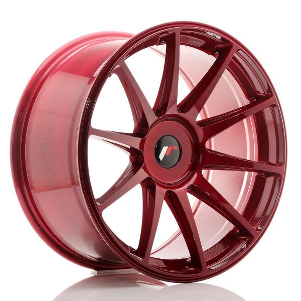 JR Wheels JR11 19x9,5 ET22-35 BLANK Platinum Red