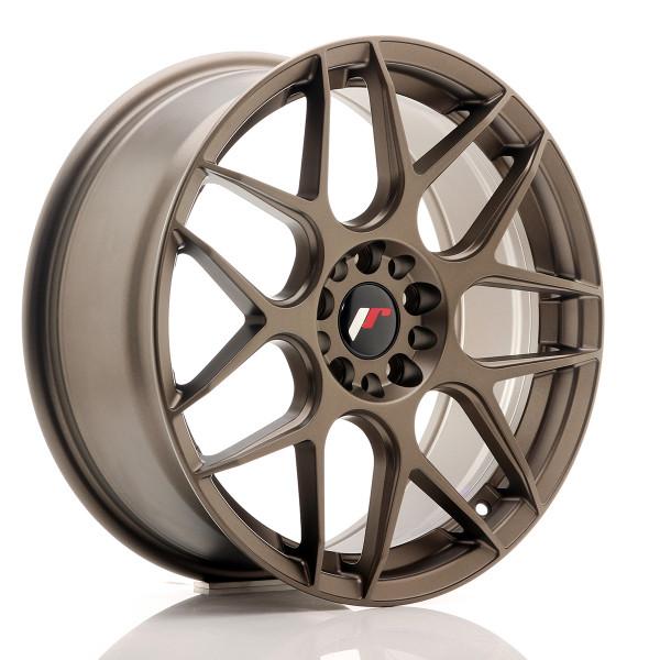 JR Wheels JR18 18x7,5 ET40 5x112/114 Matt Bronze
