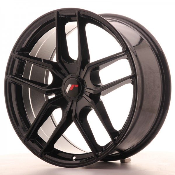 Japan Racing JR25 19x8,5 ET40 5H Blank Glossy Bl