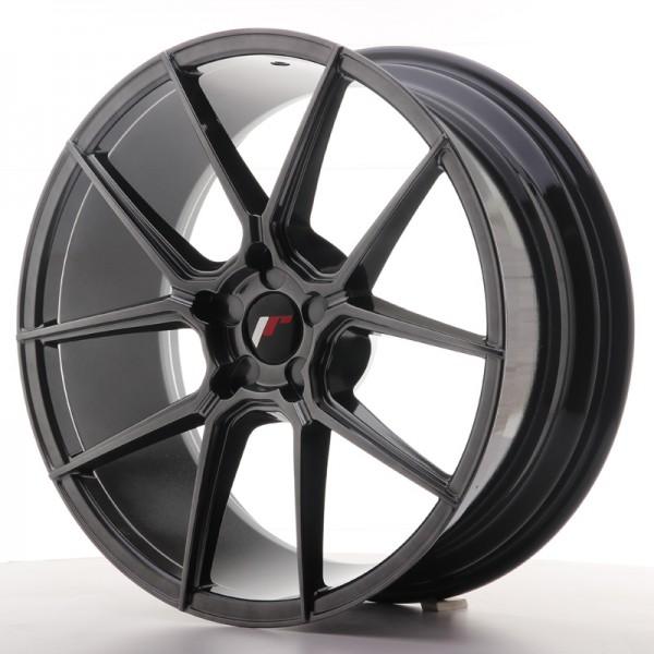 JR Wheels JR30 20x8,5 ET20-42 5H BLANK Hyper Black