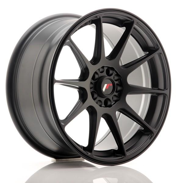 JR Wheels JR11 17x8,25 ET35 5x100/108 Matt Black