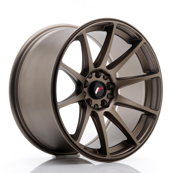 JR Wheels JR11 18x9,5 ET30 5x100/108 Dark Bronze