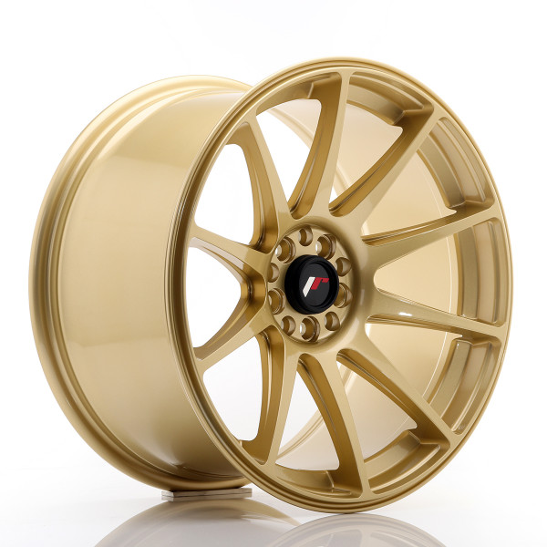 JR Wheels JR11 18x9,5 ET30 5x112/114 Gold