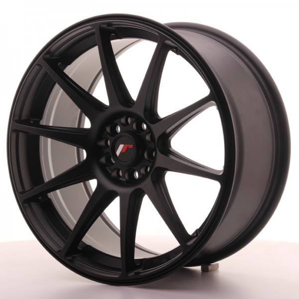 JR Wheels JR11 18x8,5 ET35 5x100/120 Flat Black