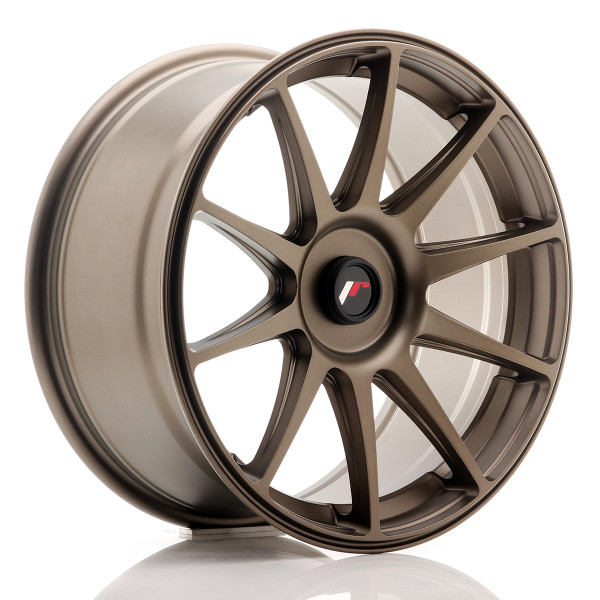 JR Wheels JR11 18x8,5 ET35-40 BLANK Dark Bronz