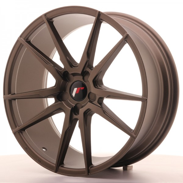 JR Wheels JR21 20x8,5 ET40 5H BLANK Matt Bronze