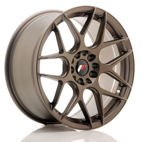 JR Wheels JR18 18x8,5 ET40 5x112/114 Matt Bronze