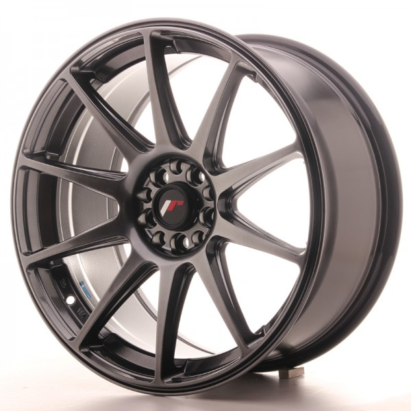 JR Wheels JR11 18x8,5 ET35 5x100/120 Dark Hyper Black