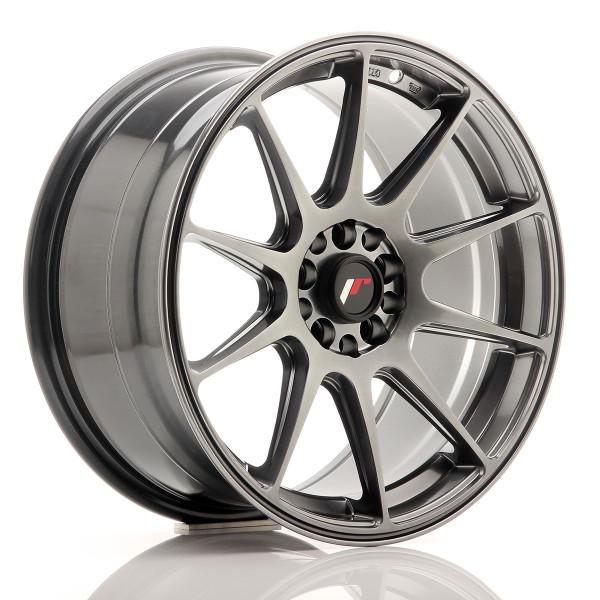 JR Wheels JR11 17x8,25 ET35 5x100/114,3 Hyper Black