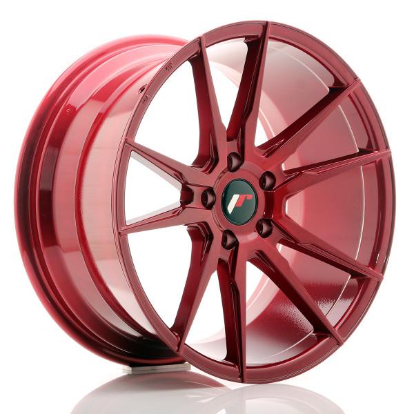 JR Wheels JR21 19x9,5 ET35 5x120 Platinum Red