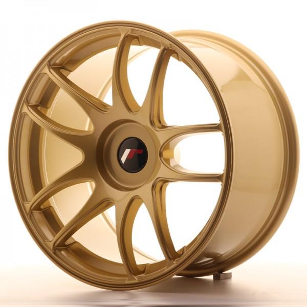 JR Wheels JR29 18x9,5 ET20-47 BLANK Gold