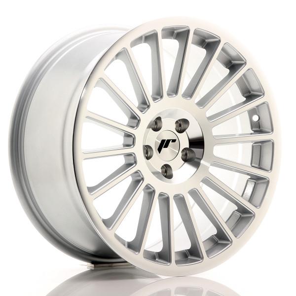 JR Wheels JR16 18x8,5 ET35 5x120 Silver Machined Face