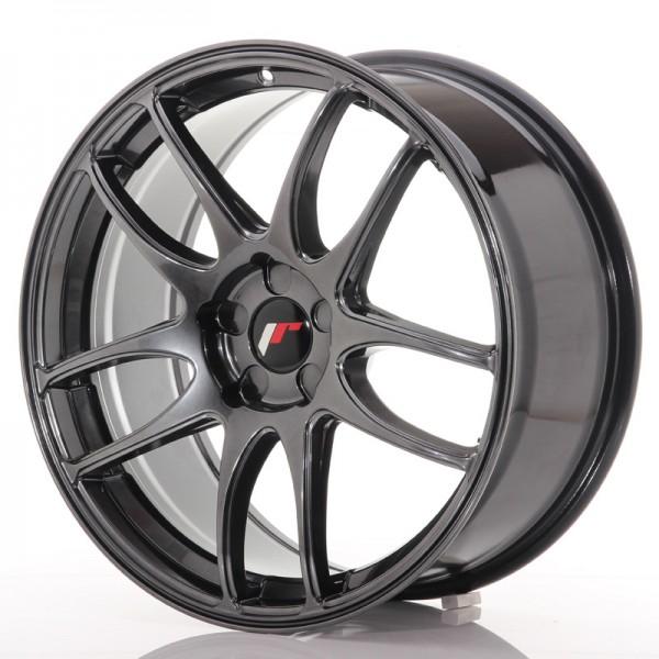 JR Wheels JR29 19x8,5 ET35-48 5H BLANK Hyper Black