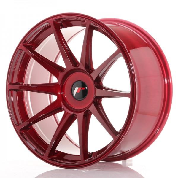 JR Wheels JR11 19x9,5 ET35 BLANK Platinum Red