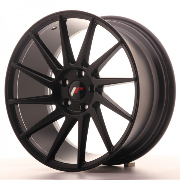JR Wheels JR22 18x8,5 ET40 5x112 Matt Black