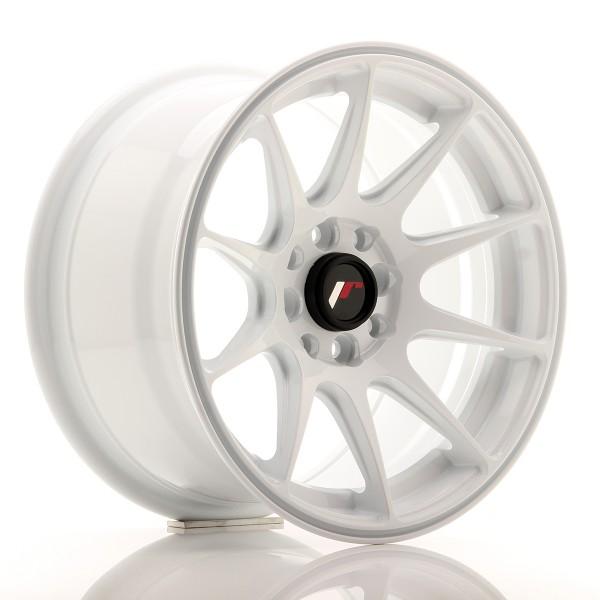 JR Wheels JR11 15x8 ET25 4x100/108 White