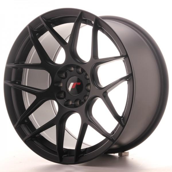 JR Wheels JR18 18x9,5 ET40 5x112/114 Matt Black