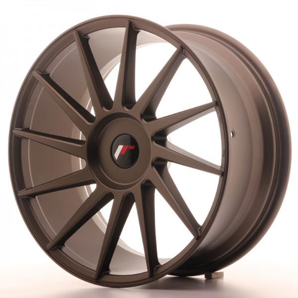 JR Wheels JR22 19x8,5 ET20-40 BLANK Matt Bronze