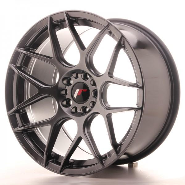 JR Wheels JR18 18x9,5 ET40 5x112/114 Hyper Black