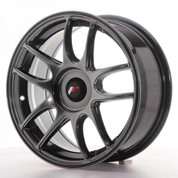 JR Wheels JR29 16x7 ET20-42 BLANK Hyper Black