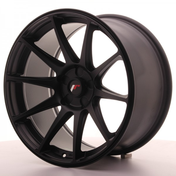 JR Wheels JR11 18x9,5 ET30 5H BLANK Flat Black