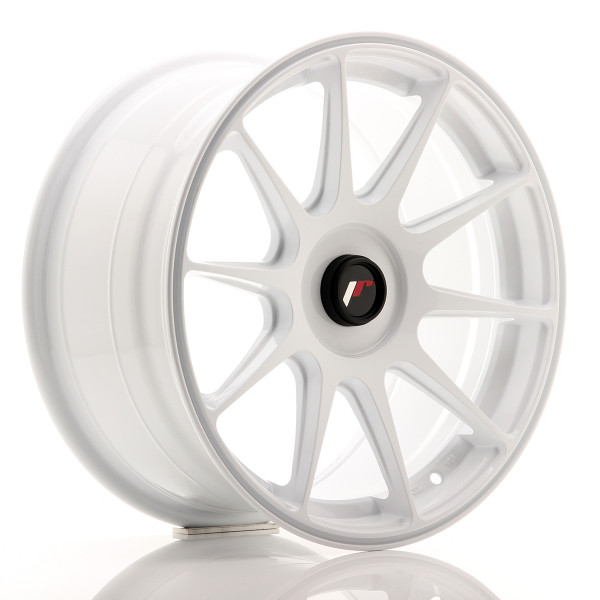 JR Wheels JR11 17x8,25 ET35 BLANK White