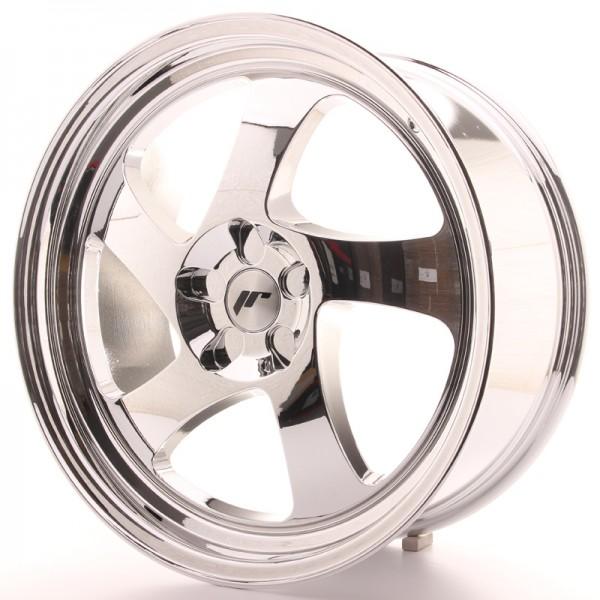 JR Wheels JR15 19x8,5 ET35-40 BLANK Vacum Chrome