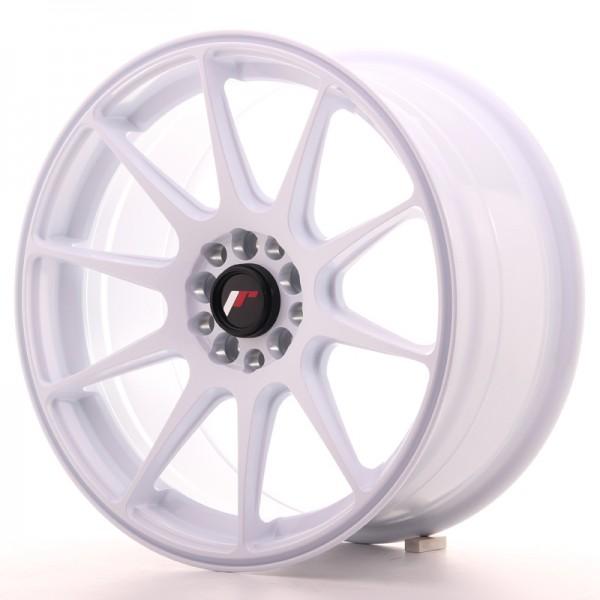 JR Wheels JR11 17x8,25 ET35 5x100/114,3 White