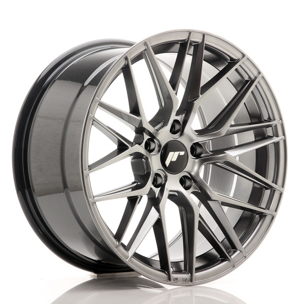 JR Wheels JR28 18x9,5 ET35 5x120 Hyper Black
