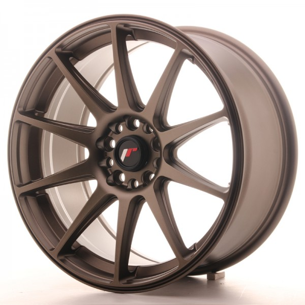 JR Wheels JR11 18x8,5 ET30 4x108/114,3 Dark Bronze