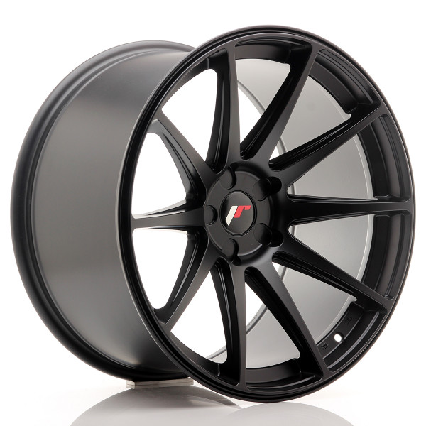 JR Wheels JR11 20x11 ET20-30 5H BLANK Matt Black