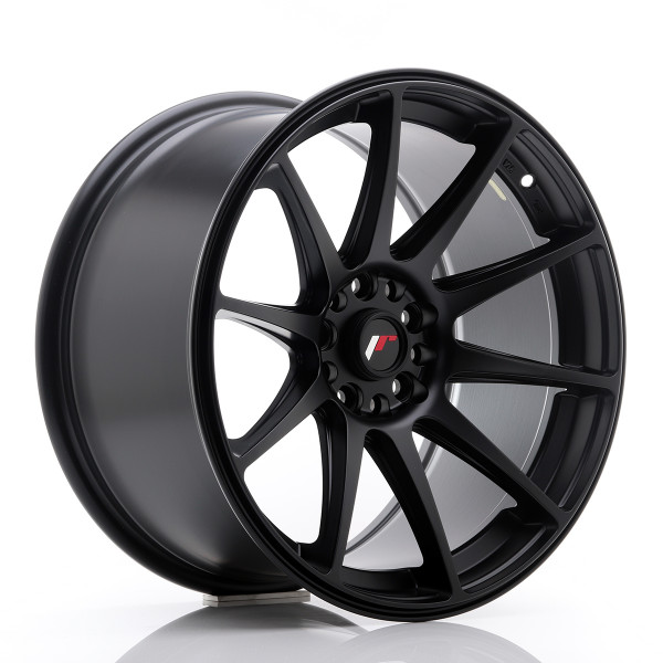 JR Wheels JR11 18x9,5 ET30 5x112/114 Flat Black