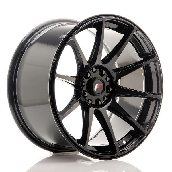 JR Wheels JR11 18x9,5 ET22 5x114/120 Gloss Black