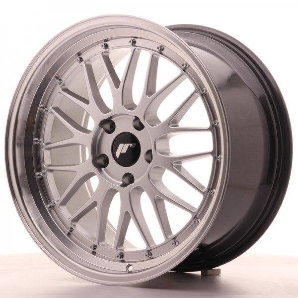 JR Wheels JR23 19x9,5 ET35 5x120 Hyper Silver w/Machined Lip