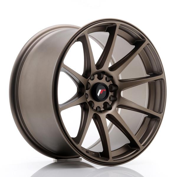 JR Wheels JR11 18x9,5 ET30 5x112/114 Dark Bronze