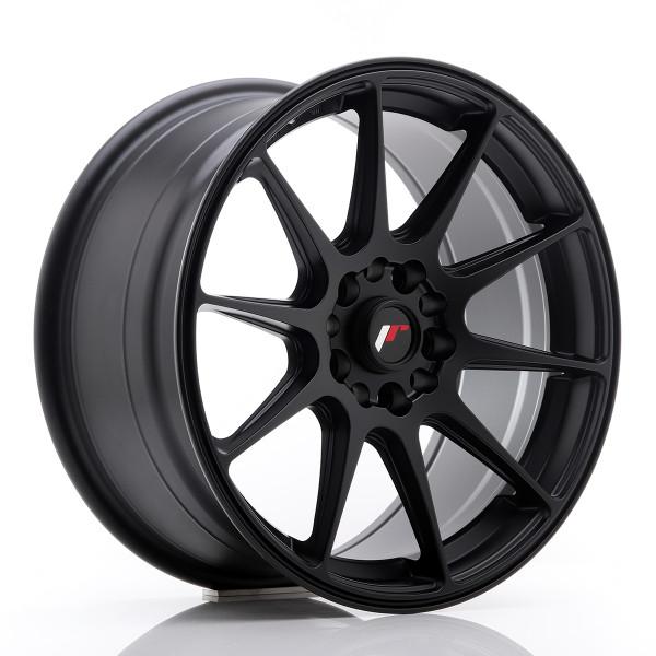 JR Wheels JR11 17x8,25 ET35 5x100/114,3 Matt Black