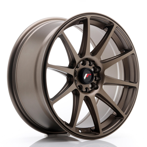 JR Wheels JR11 18x8,5 ET35 5x100/120 Dark Bronze