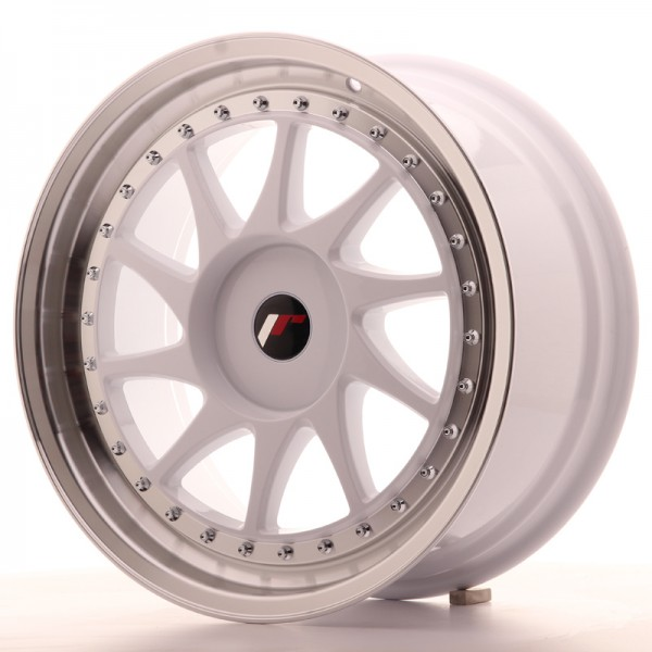 Japan Racing JR26 18x8,5 ET35-40 Blank White