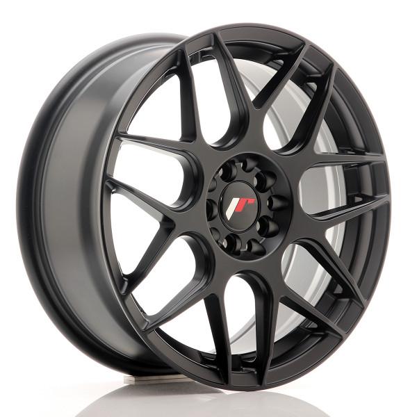 JR Wheels JR18 17x7 ET40 5x100/114 Matt Black