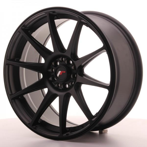 JR Wheels JR11 18x8,5 ET35 5x100/108 Flat Black