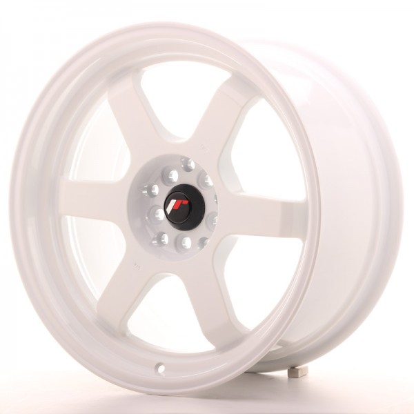 Japan Racing JR12 18x9 ET30 5x100/120 White