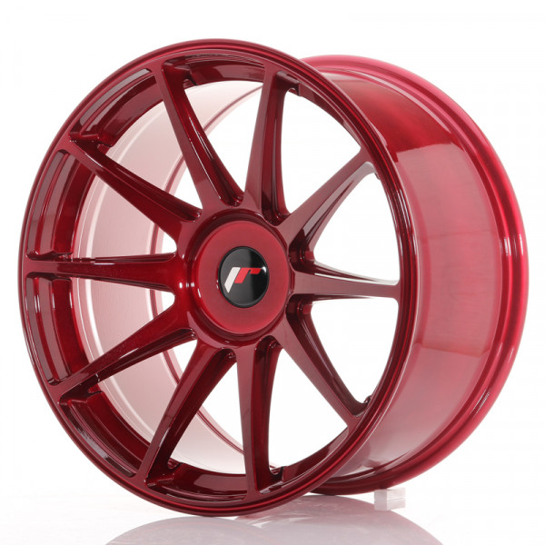 JR Wheels JR11 19x9,5 ET35 BLANK Platinum Red